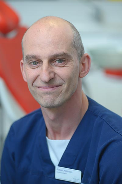 dentist at buckingham house